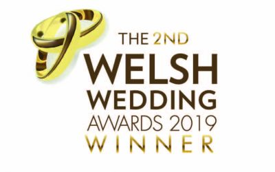Welsh Wedding Videographer of the Year 2019