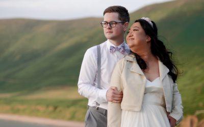 Annabel & Tom – Oldwalls Gower Wedding Film