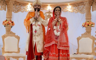 Roshni & Vishal – Hindu Wedding